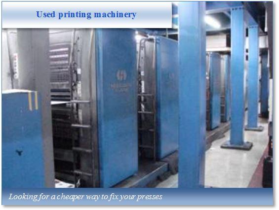 Used printing machinery - Graphitest fr